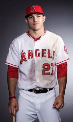LA Angels - Mike Trout - CF