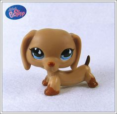 Littlest Pet Shop Dog #518 Collection Child Girl Figure Cute Toy Loose Rare XY25 | eBay