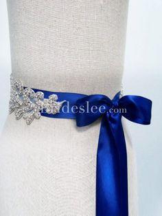 Cheap Formal Satin Bow Wedding Bridal Ribbon Sash with Rhinestones - $31.75 : Wedding Dresses,Cheap Wedding Dresses,Wedding Dresses Online,Wholesale Wedding Dresses, Cheap Discount Wedding Dresses Online Wholesale Shopping