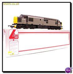 LIMA 205299 - CLASS 37 Departmental Grey Livery No.37 133 on eBid United Kingdom
