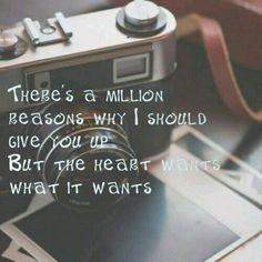 The Heart Wants What It Wants - Selena Gomez Lyrics