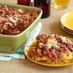 Mama's Lasagna Recipe : Patrick and Gina Neely : Food Network
