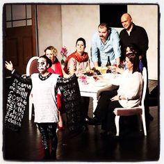 #theatre #eyvahkocamınbirastroloğuvar #yönetmen #serhatcan