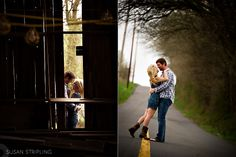 Private Barn Engagement Session