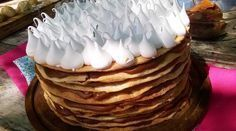 Rogel con 5 ingredientes Cakes And More, Birthday Cake, Pie, Homemade, Cooking, Desserts, Recipes, Food, Sweet Stuff