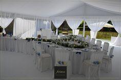 FERIATUS - Baby Boy-  Party - Event - Tent - White