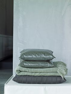 PHILOMIJN cushions @ Piet Boon Styling by Karin Meyn | Pillow combination with…