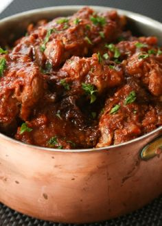 Low FODMAP Recipe and Gluten Free Recipe - Braised chicken with tomatoes