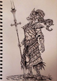 knight Ornstein - the dragonslayer This one turned out pretty neat. But his armor just looks amazing in general.
