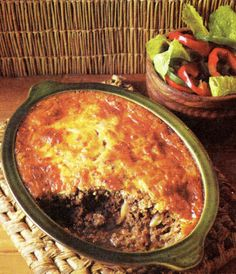 Best of African Recipes Recipe for Bobotie