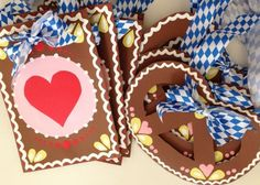 Oktoberfest Deko selber machen | Meine Svenja