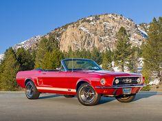 1967 Ford Mustang GTA Convertible
