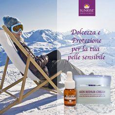 Non farti cogliere impreparata dal #freddo ! #Algen Special e #Skin Repair Cream saranno i tuoi alleati per prevenire arrossamenti e prendersi cura del tuo delicato #viso con tutta la dolcezza che cerchi.