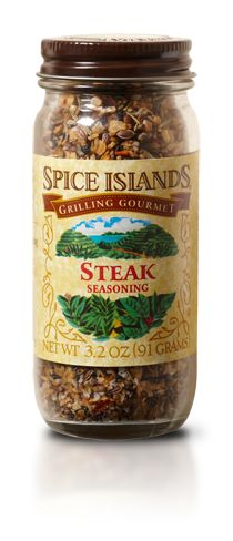 Steak Seasoning - Seasoning Mixes