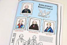 konstytucja 3 maja kolorowanka dla dzieci Comics, Learning, Cover, Books, Tech, Historia, Libros, Studying, Book