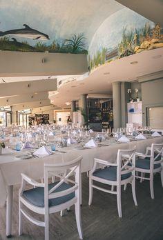 Restaurante Club Nautico Benalmadena - Málaga #restaurant #costadelsol #events #celebrations #style #deco #weddings #party