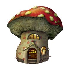 TUBES MAISON ❤ liked on Polyvore featuring mushrooms, fantasy, backgrounds, alice in wonderland and art