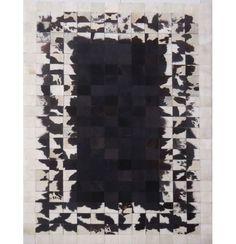 Dieser <b>Teppich </b>(B x L: ca. 120 x 180 cm) von LINEA NATURA wird das absolute Highlight in Ihrem Wohnzimmer! Die verwendeten Naturmaterialien, <b>Leder- und Polyesteranteile</b> bilden durch geschickt zusammengesetzte Fleckerl einen wunderbar auffälligen Farbverlauf. Die angenehme Farbgebung in Schwarz und Beige strahlt zudem Wärme und Geborgenheit aus. Mit diesem Teppich bringen Sie definitiv frischen Wind in Ihr Zuhause!