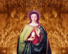 Mary Magdalene Gnostic Mysteries - http://universal-wellness.blogspot.com/2015/02/baring-my-soul-and-planting-dream.html