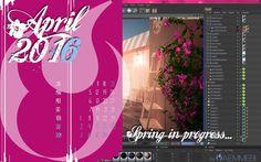 Welcome #April ! #aprile #primavera #spring #aemmebistand #allestimentifieristici #exhibition #exhibit #exhibitions #fiere #fiera #stand #stanzacreativi