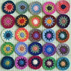 dutch sisters: crochet