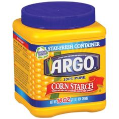 ***use corn starch as Alternative to get sand off instead of using baby powder (cheAper and safer alternative to baby powder that contains talc)