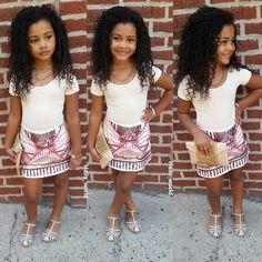 Little girl fashion☻
