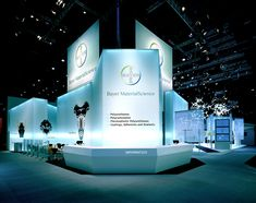 »Bayer MaterialScience AG – Plastics Fair 2004« — Ippolito Fleitz Group