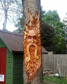 Custom Tree Art