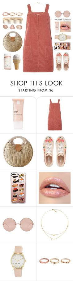 """""""Summer? #275"""" by brie-the-pixie ❤ liked on Polyvore featuring La Roche-Posay, Dorothy Perkins, Dune, Casetify, Linda Farrow, Nine West, The Body Shop and Flynn&King"""