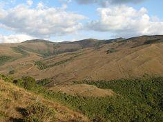 Serra do Papagaio - Aiuruoca -  Minas Gerais - Brasil