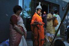Upanayana Ceremony Photo by Peter Marshall -- National Geographic Your Shot