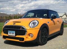 The MINI Hardtop has some features you must know about!