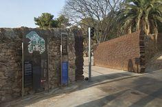 Señalética Parque Güell. #señalética, #directorios, #Barcelona, #Parque, #Essapunt,