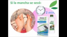 Cómo quitar MANCHAS DIFÍCILES con productos de Amway Home