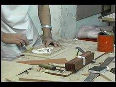 How to Create Marquetry - Part B