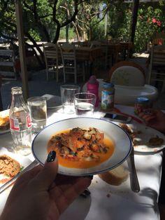 Amaltheia Restaurant in Stavros