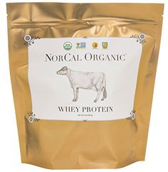 NorCal Organic Whey Protein  100 GrassFed and GrassFinished  UNFLAVORED  2lb Bulk  >>> Find out more about the great product at the image link.