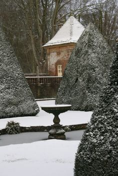 Winter Garden - Dorset, UK:
