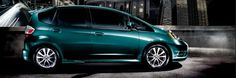 The 2019 Fit is stylish, fun to drive, and offers plenty of versatility with its impressive cargo space. 2013 Honda Fit, Fitness, Exterior, Cars, Color, Gymnastics, Autos, Colour, Vehicles