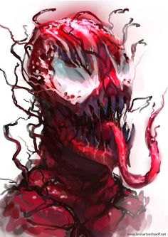 Carnage Don't me lose control or you all Seriely so fucked up heaven yeah Marvel Venom, Marvel Villains, Marvel Comics Art, Marvel Comic Universe, Comics Universe, Marvel Vs, Marvel Heroes, Symbiotes Marvel, Mundo Marvel