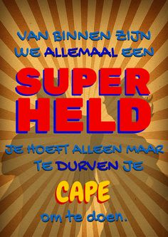 superheld quote