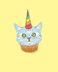 Birthday Cat Cat Birthday, Happy Birthday, Facebook Birthday, Birthday Greetings, Birthday Wishes, Birthday Cake, Crazy Cat Lady, Crazy Cats, Cat Cupcakes