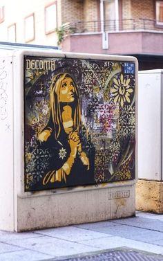 DECOMA street art