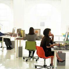 Zzp'er profiteert van gedeelde kantoorruimte | NUzakelijk | Nieuws voor ondernemende mensen