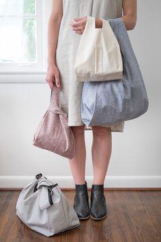 Stowe Bag Pattern // Grainline Studio