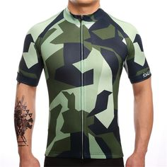 ab5726db42f Buy Online FUALRNY 2018 Quick Dry Cycling Jersey Summer Men Mtb Bicycle  Short Clothing Ropa Bicicleta