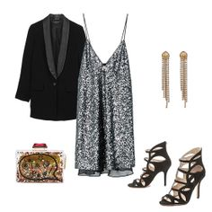 Add some extra sparkle to your NYE outfit!