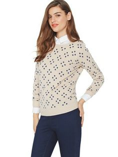 Shop at Ireland's largest online department store for all of the latest fashion, gadgets and homewear with FREE delivery and FREE returns on your orders. Work Fashion, Latest Fashion, Fashion Outfits, Style Clothes, Jumper, Crew Neck, Shopping, Tops, Women