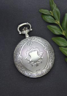Pocket Watch, Watches, Fashion, Accessories, Silver, Nature, Moda, Wristwatches, Fashion Styles